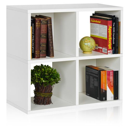 Found It At Wayfair Zboard Storage Quad 25 Cube Unit Bookcase Bookcase Storage Under Desk Storage Cubby Organizer