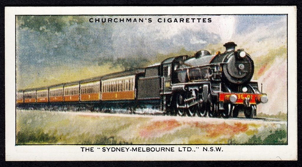 Pin on transportation 2 tobacco cards