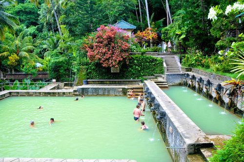 Air Panas Hot Springs, Banjar, Bali. One of my fave places to visit!