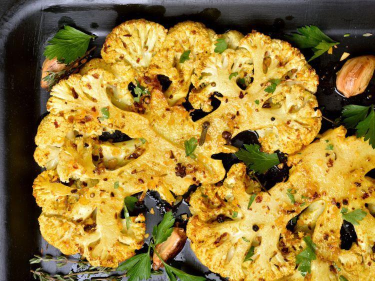 Comment faire cuire un chou-fleur + l'astuce digestion | cuisine ...