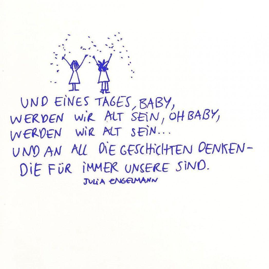 Gedichte Zur Hochzeit Fur Freunde Julia Engelmann Zitate Romantische Spruche Poster Zitate