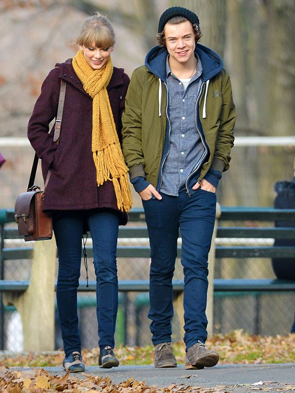 New Couple Alert? Taylor Swift and Harry Styles Spotted ...
