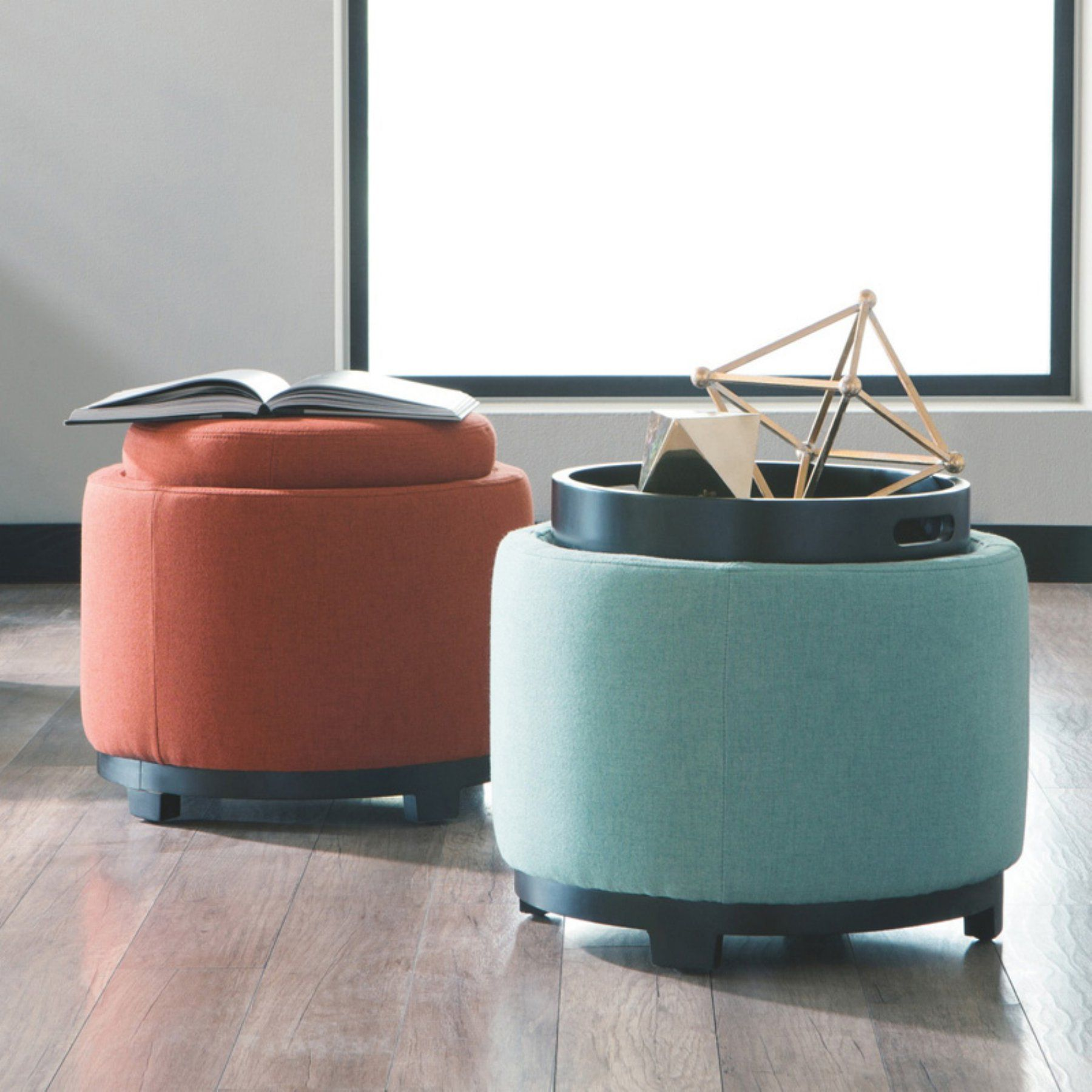 Signature Design By Ashley Menga Ottoman With Storage  A3000033