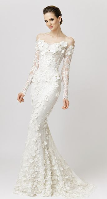 VAMP MADOS NAMAI Wedding Dress Inspiration
