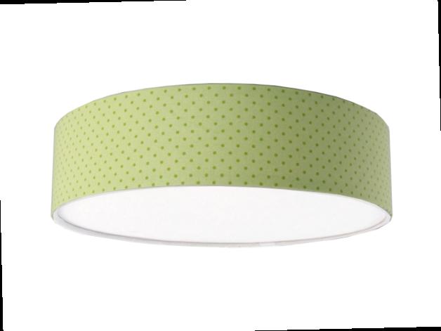 Babyzimmer Deckenlampe ~ Kinder deckenleuchte grüne punkte kinder deckenleuchte grüner