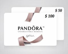 PANDORA GIFT CARD
