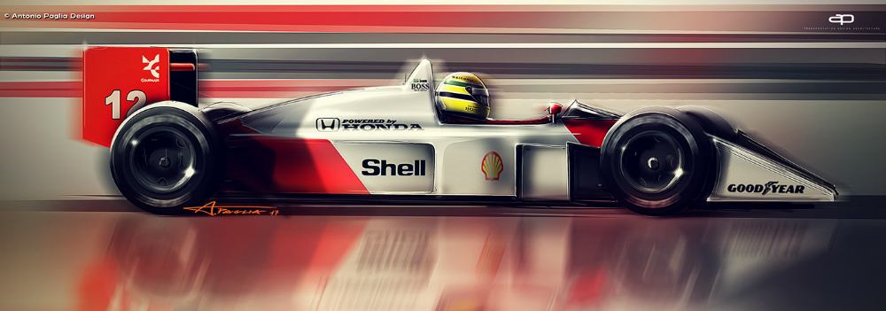 F1 history on Behance en 2020 (avec images)