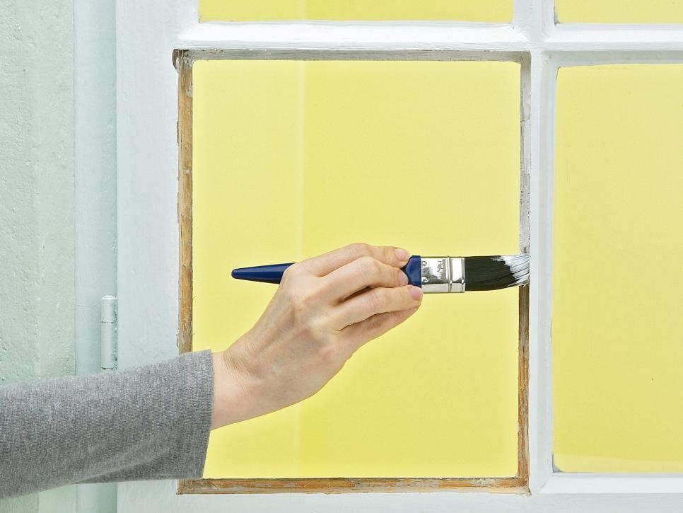 How to Replace a Broken Window Pane Broken window, Old