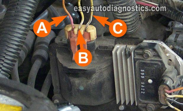 Ignition Coil Circuit Descriptions How To Test The Gm Ignition Control Module 1995 2005 Ignition Coil Ignite Motor Mechanics