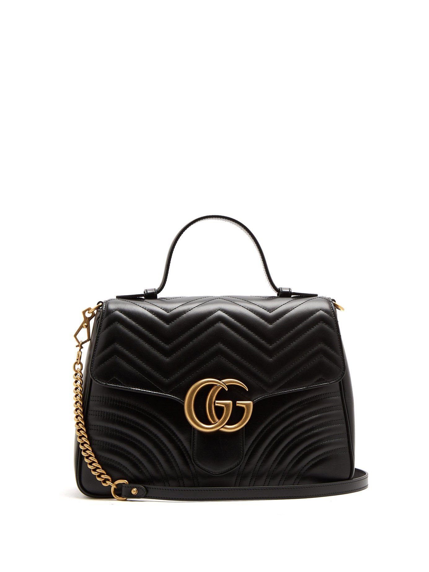 b69c1b873 Click here to buy Gucci GG Marmont small quilted-leather shoulder-bag at  MATCHESFASHION.COM