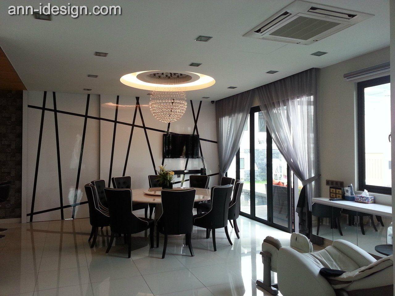 malaysia dining hall interior design - Google Search | Architectural ...