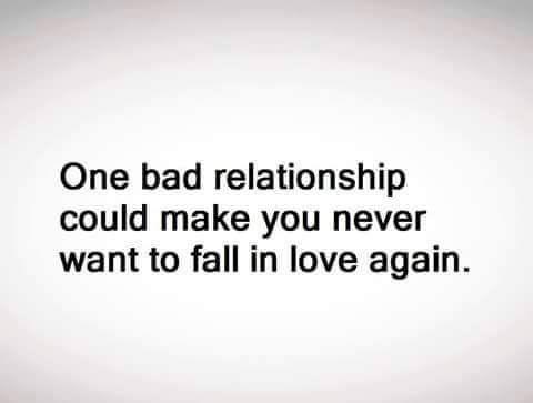 Bad relationship meme
