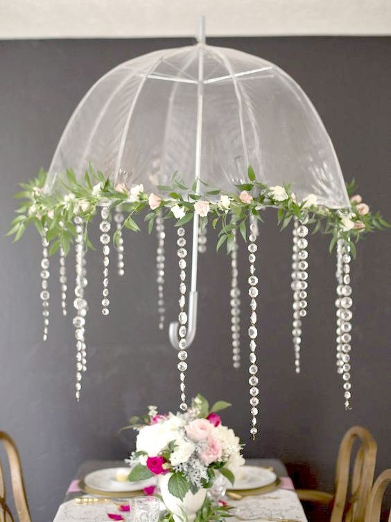 41fb9e50ec3f 5 Delightful Umbrella Decoration Ideas to Welcome the Rains