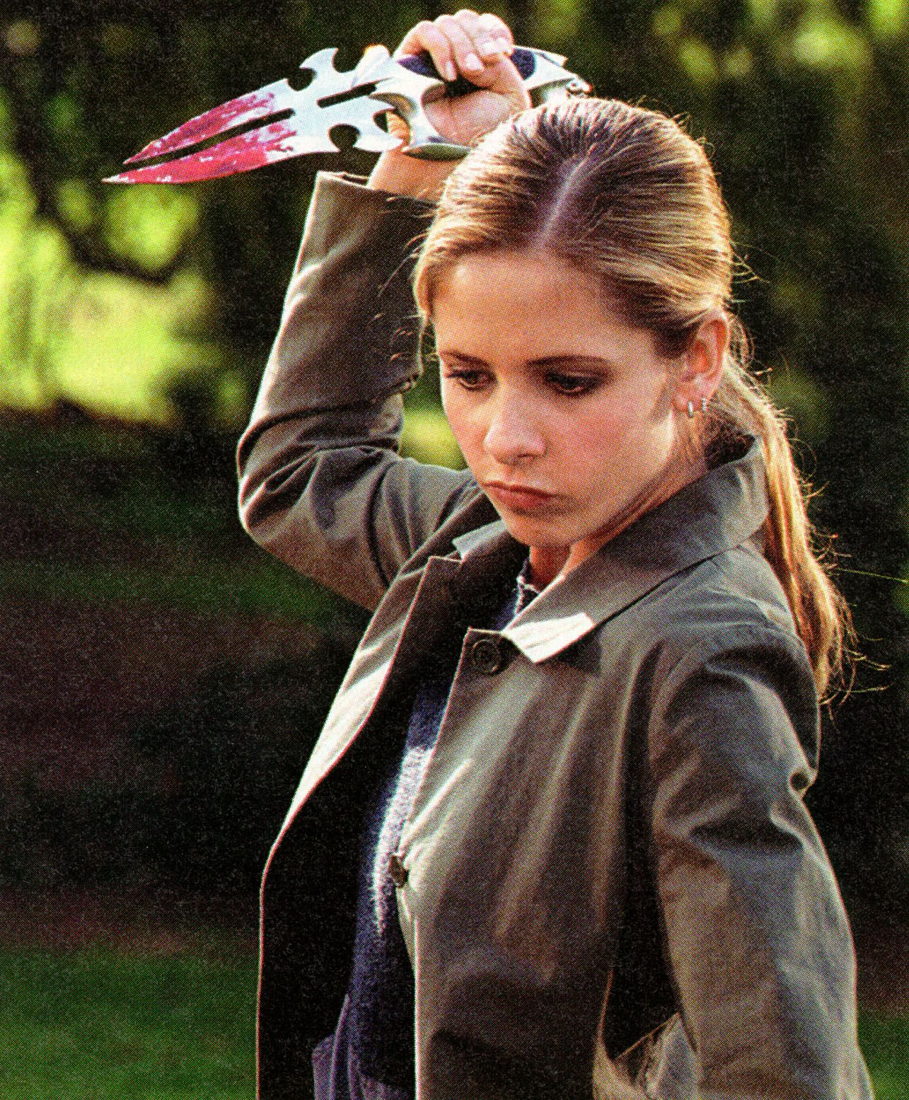 People born in '92 never watched Buffy.