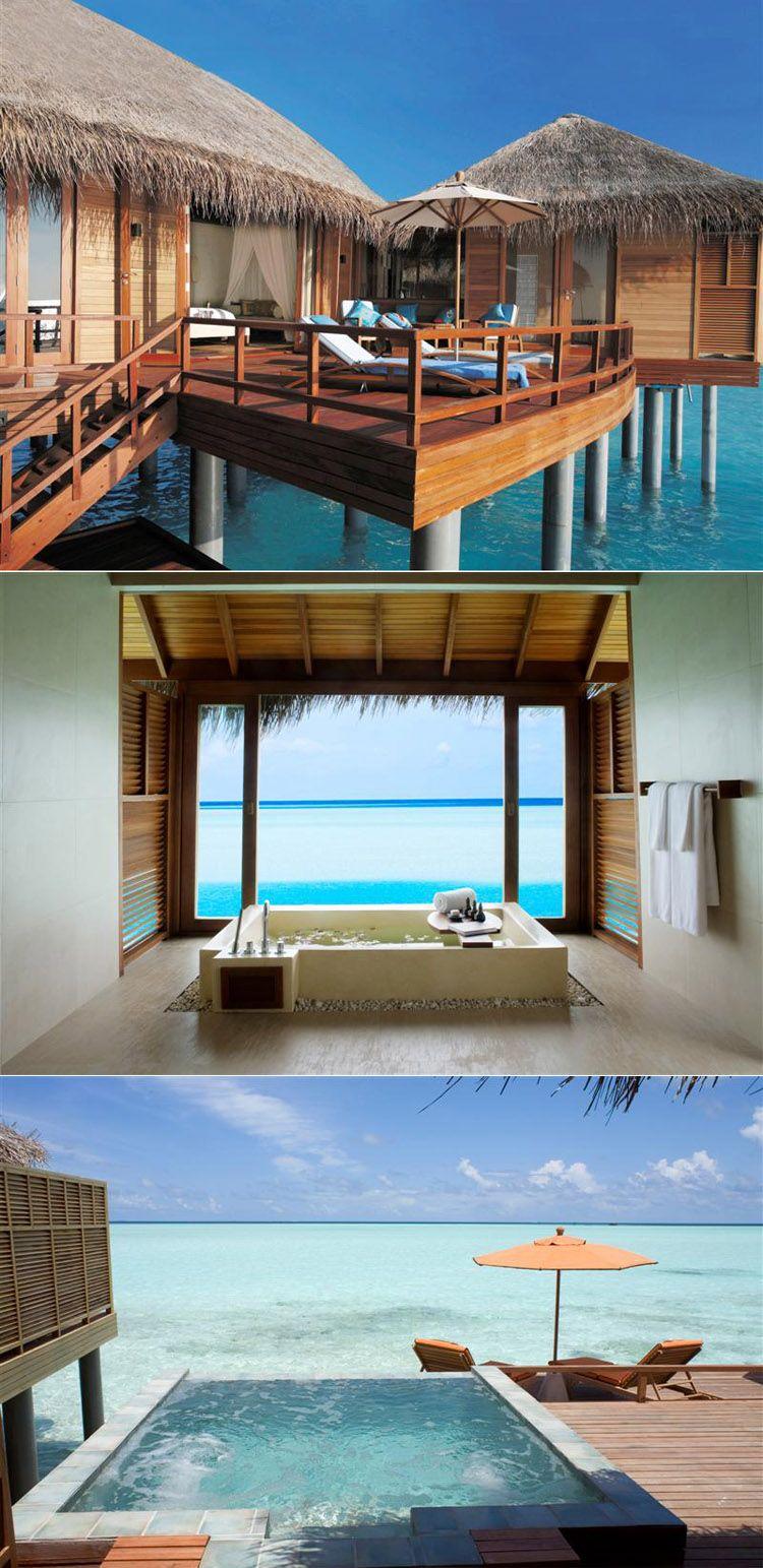 Anantara Resort, Maldives