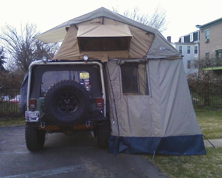 Lifted 4 Doors Only!!! Page 8 Jeep tent, Jeep camping