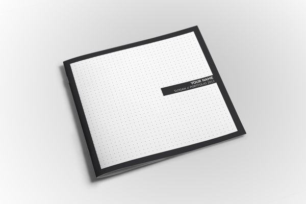 Indesign Template - Business - Portfolio Brochure on Behance ...