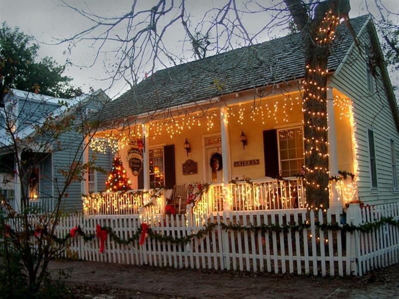 Home Christmas Decorating Ideas - Bing Images The Creative Country - country christmas decorations