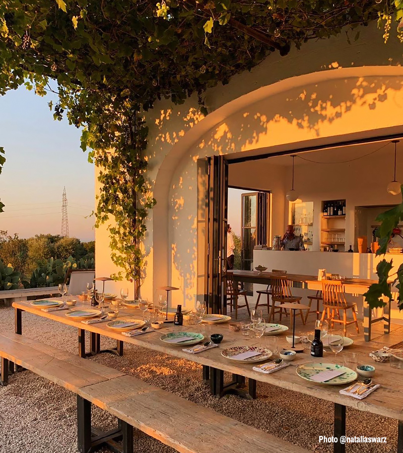 Very Small Luxury Hotels, Luxury Boutique Hotels | Masseria Moroseta