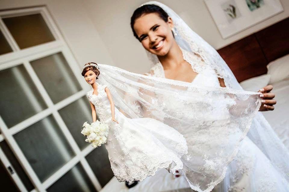 noivinha personalizada: sua barbie noiva personalizada | barbie