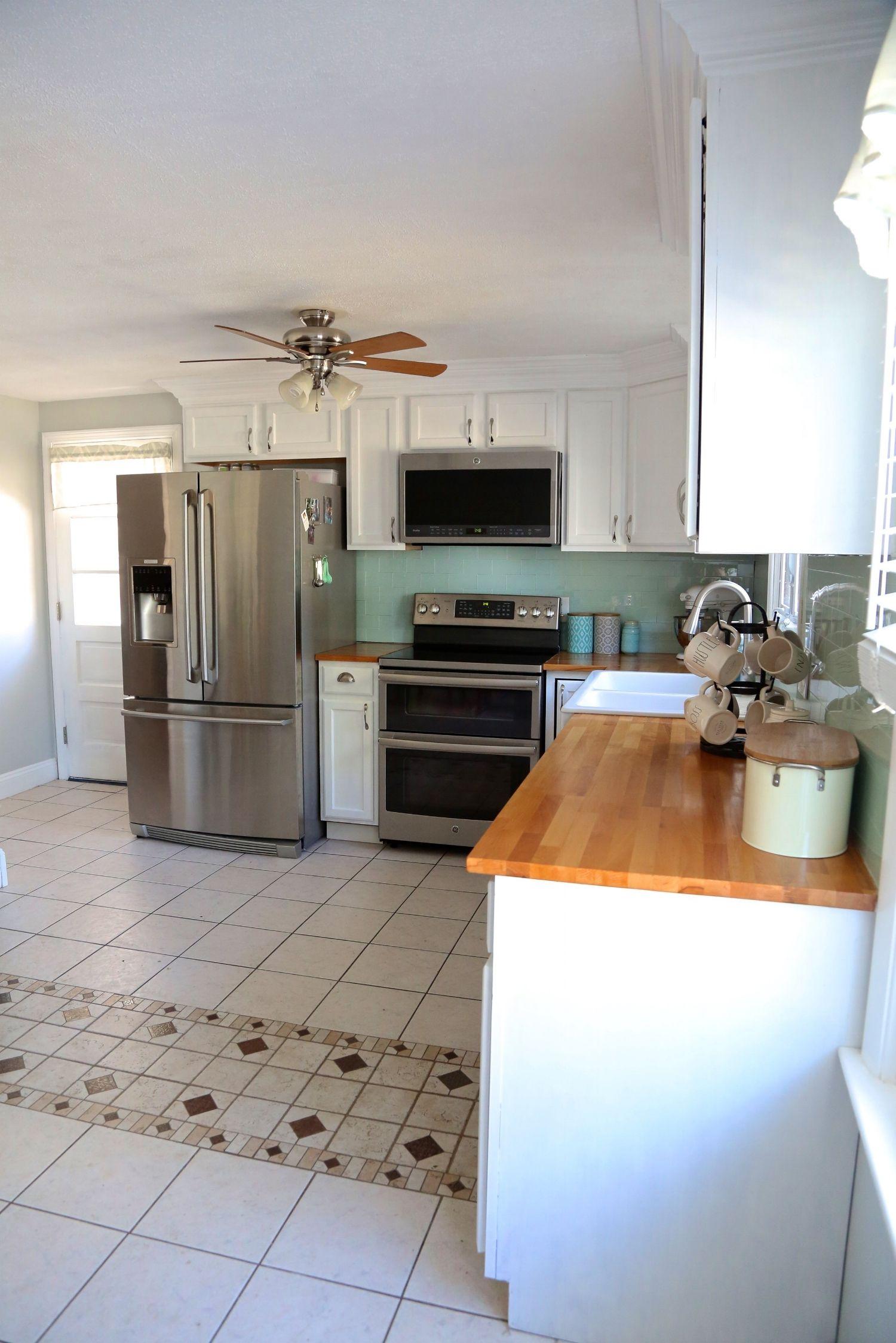 DIY Kitchen Renovation Weekend Craft Small kitchen