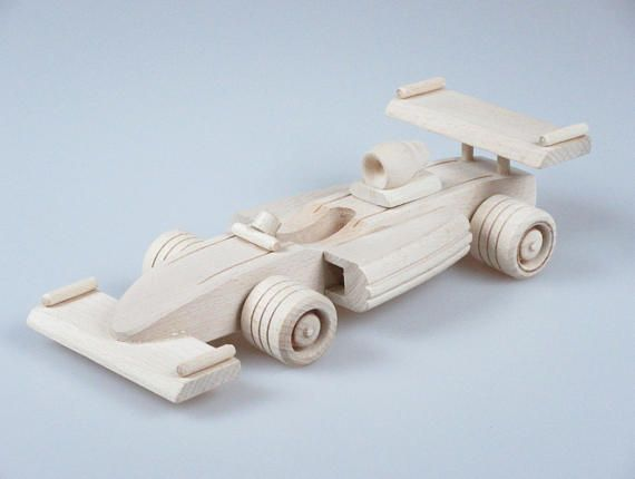 Toy Cars Kids Toy Wooden Car Racing Car Gift For Kids