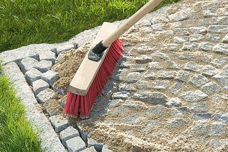Pflastersteine Verlegen Schritt Fur Schritt Anleitung Plus Muster Pflastersteine Garten Pflaster Pflaster