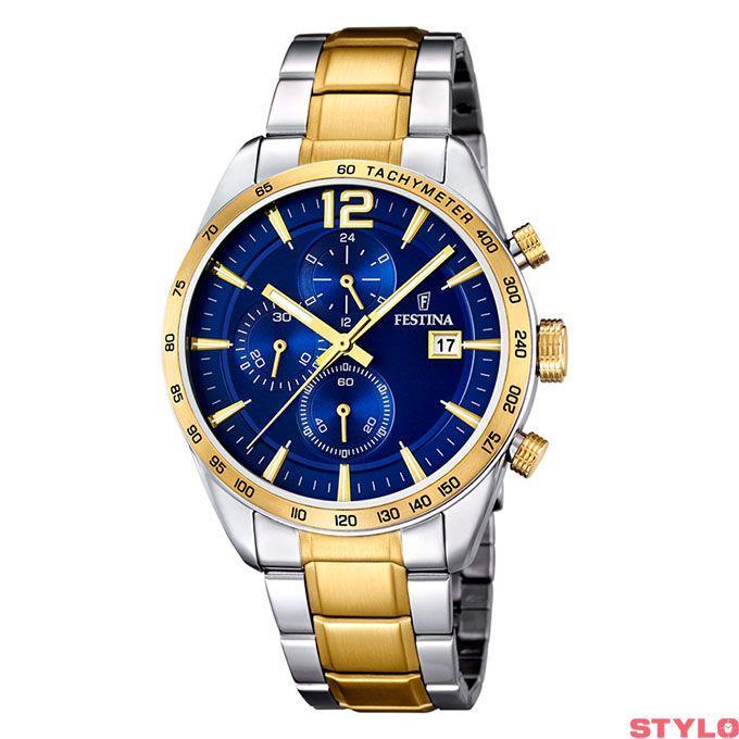 Часы Festina F16822/3 Часы Jacques Lemans 1-1738B