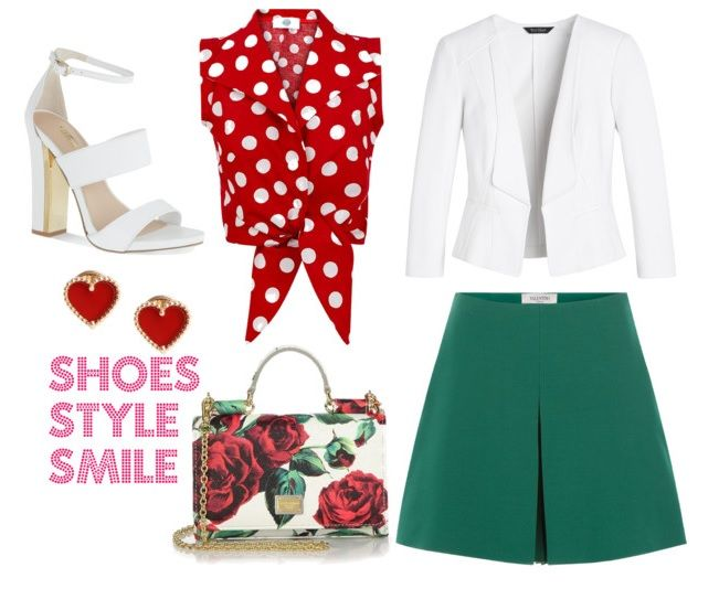 3 End Of Summer Outfit Ideas on Shoes Style Smile
