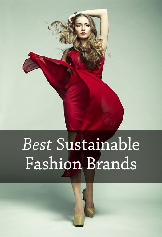 11 Best Sustainable Fashion Brands - Sustainable fashion has a bad reputation for being boring and downright dowdy, but there are sustainable fashion brands out there trying to change that!