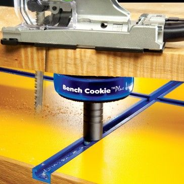 Rockler Bench Cookie Plus 2 T Track Risers 4 Pack 2015