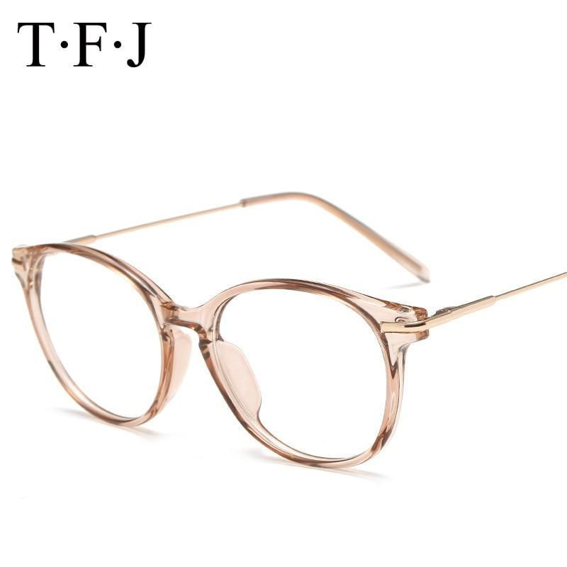 Women Eyeglasses Transparent Myopia Optical Computer Glasses Frame Brand Design Plainmodlilj is part of information-technology -  Ages Female,Male,Men,femme,Homme,feminino,masculino