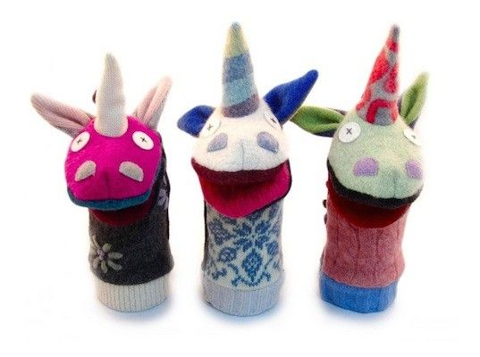 76e26ca1f46e Kids can make their own puppets or stuffed animals with Cate and Levi's  eco-friendly kits | Inhabitots