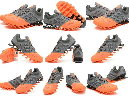 buy popular 6ede5 8a254 Unisex Adidas Springblade Drive 2 M Running Shoes orange ...