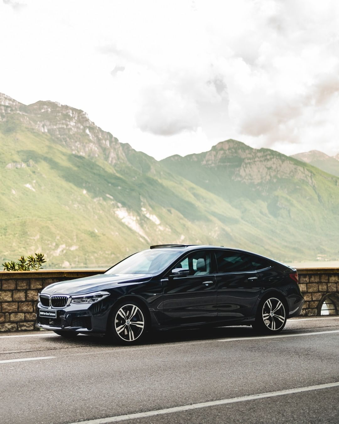 Taking The High Road Will Pay Off The Bmw 6 Series Gran Turismo
