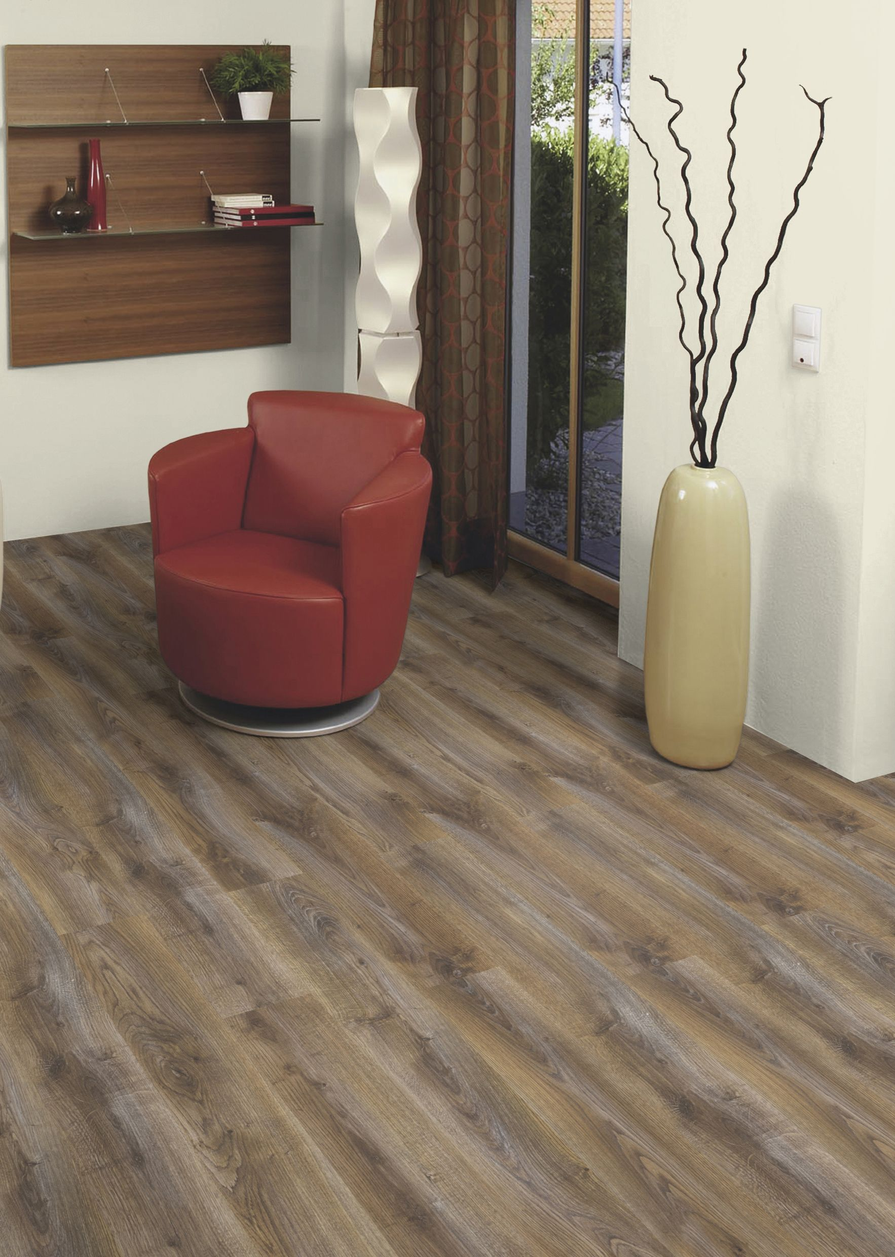 Driftwood Oak 12mm laminate flooring Flooring, House
