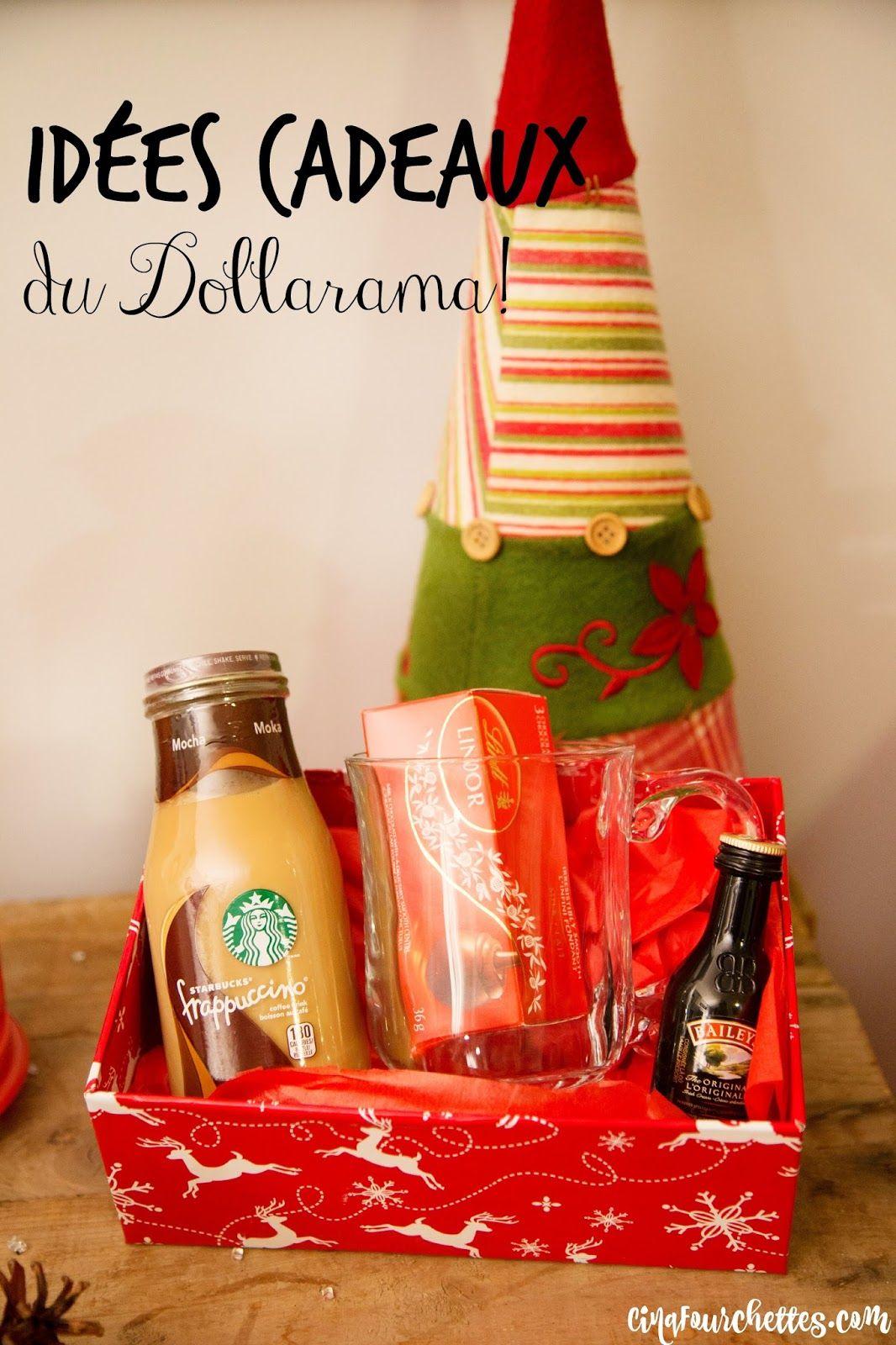 5 idées de panier-cadeau pas chers grâce au Dollarama | Cadeau pour ...