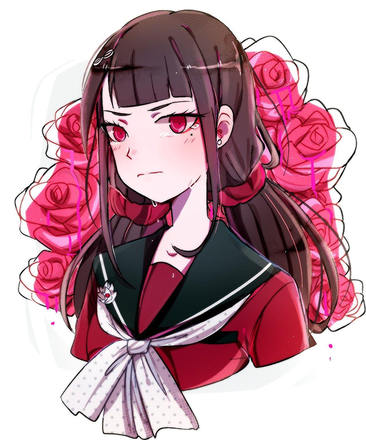 Pin By Meri Malaikat On Anime Danganronpa Anime Trigger Happy Havoc