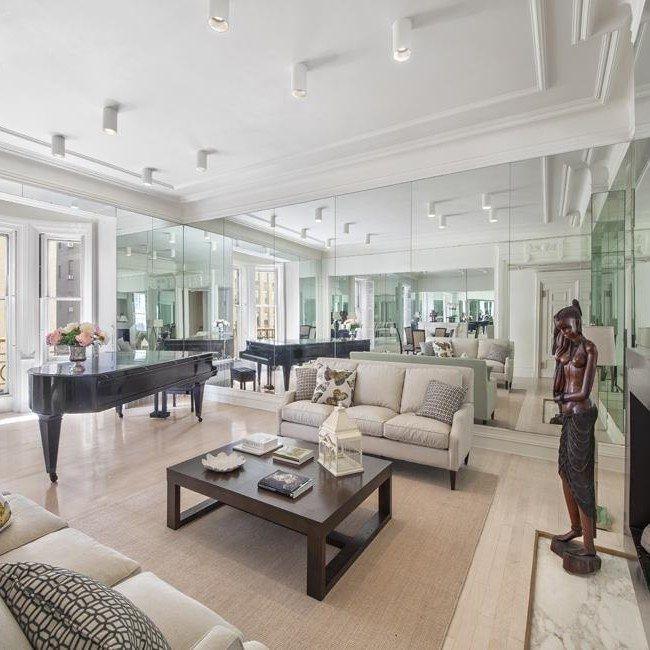 Roberta Flack's $7 Million Apartment In The Dakota Is For