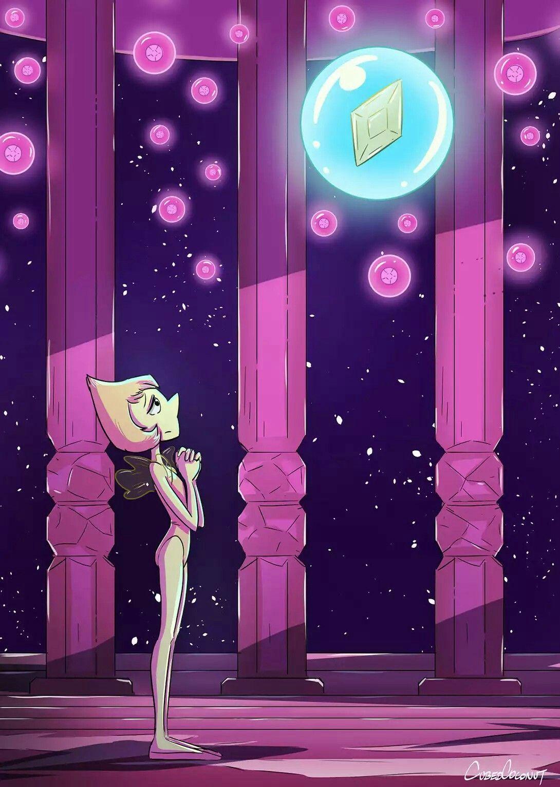 Cubedcoconut Steven Universe Pearl Steven Universe