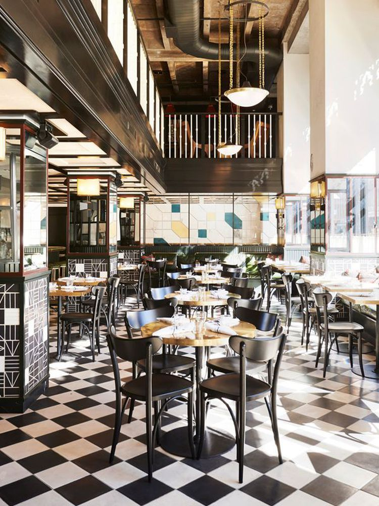 The 10 Best Brunch Spots In Los Angeles Worth Getting Out Of Bed For Los Angeles Hotels Ace Hotel Los Angeles Ace Hotel