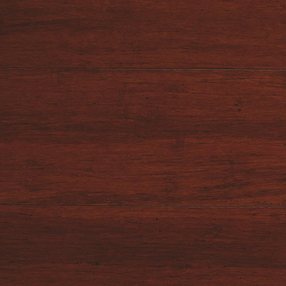 Home Decorators Collection Strand Woven Mahogany 1 2 In T X 5 1 8 In W X 72 In L Solid Bamboo Flooring Hd13006c The Home Depot Bamboo Flooring Hardwood Floors Flooring