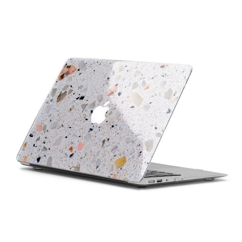 White Terrazzo Macbook Pro 13 case Marble MacBook Case White Macbook Air 13 case terrazzo macbook pro 15 in Retina Mac book 15 cases marble