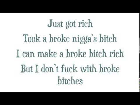 Chris Brown Loyal Ft Lil Wayne Tyga Lyrics On Screen Chris Brown Lyrics Lyrics Chris Brown
