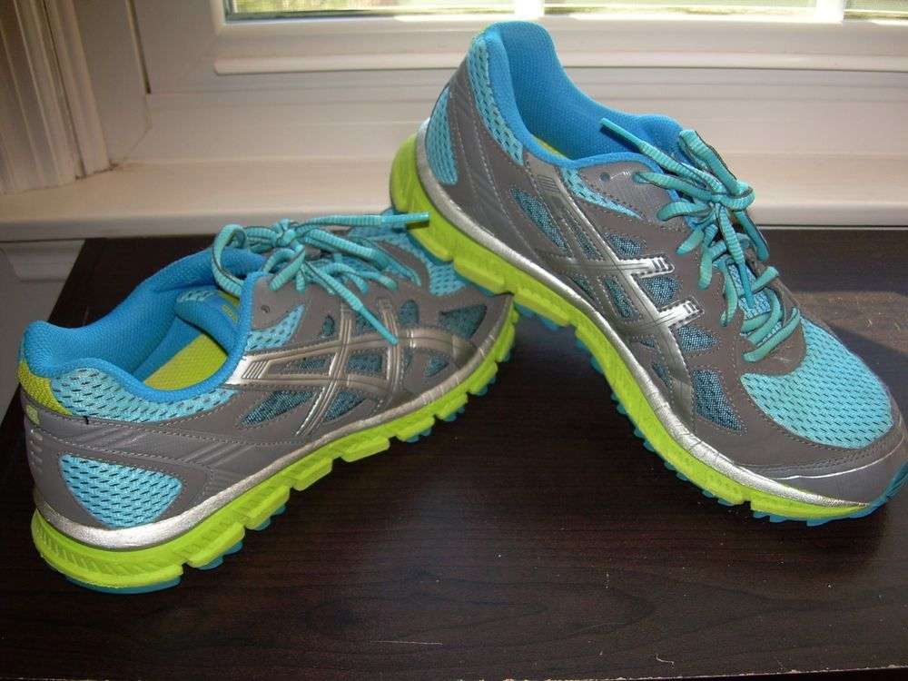 check out 7811b 7c0ce ASICS GEL SCRAM 3 WOMENS TRAIL RUNNING SHOES SNEAKERS T2J6N ...