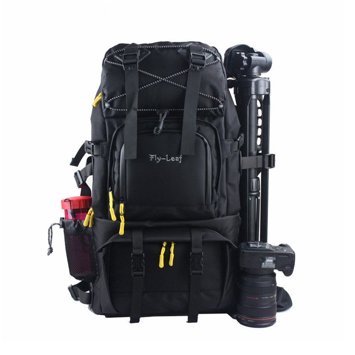 abf215bcab26 G-raphy Camera Backpack Bag Hiking Travel Backpack for all DSLR SLR Cameras