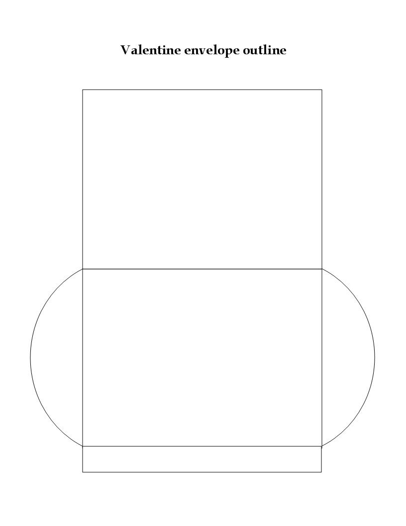 Pin By Nashwa On Card Templates Envelope Template Card Envelopes Pinterest Cards