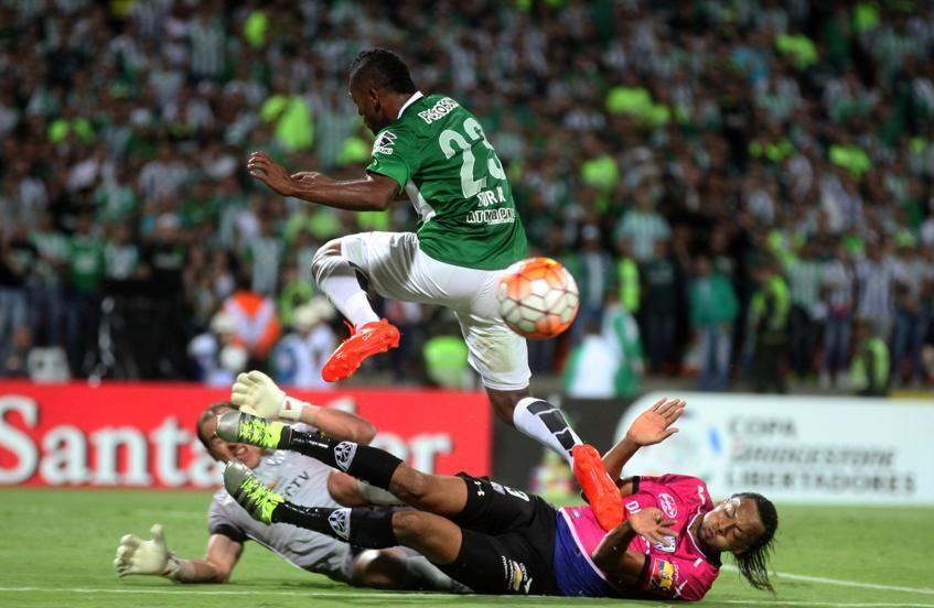 Atletico Nacional 1 Independiente del Valle 0 (21 agg) in