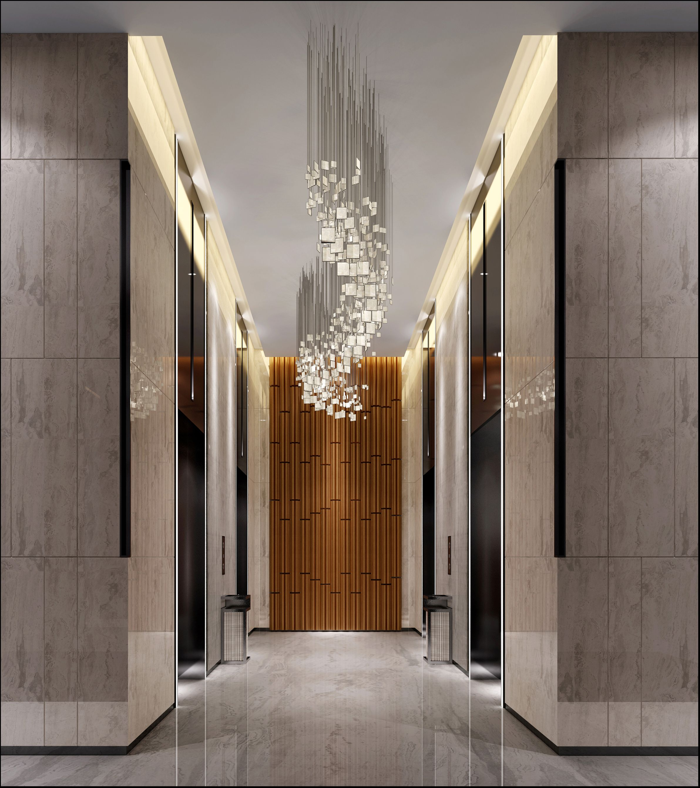 Pin Luxxu Modern Design&living Hotel Reception