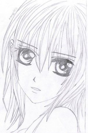 Anime Drawings Different Kinds Of Anime Drawings Vampire